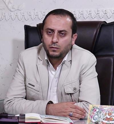 حلقه های میانی؛ محمد حسن استرحام