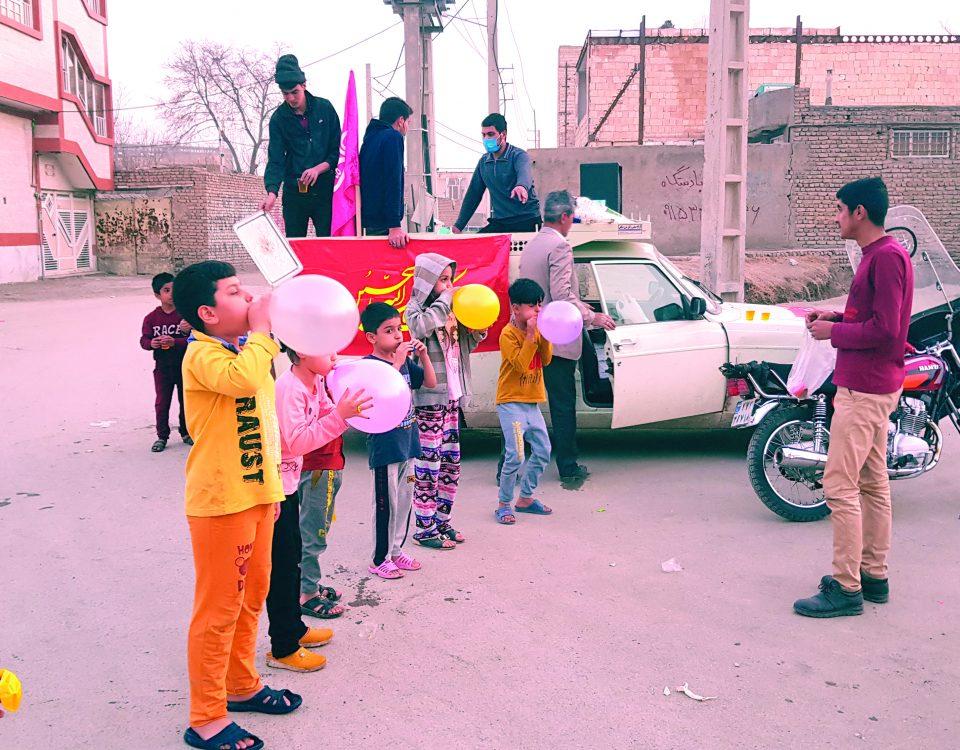 حلقه های میانی؛ محله اسماعیل آباد مشهد