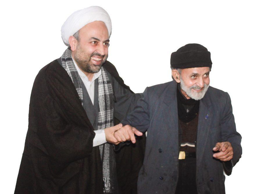 حلقه های میانی؛ محمد رضا زائری